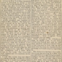 Remarkable Spiritual Manifestations, 1887-07-15